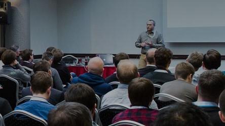 Zwei Konferenz-Tage auf der IoT Conference in München